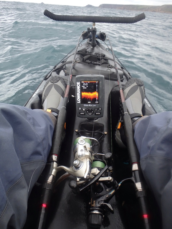 Northwater Paddle Britches & Rod Tip Protectors on the RTM Tempo