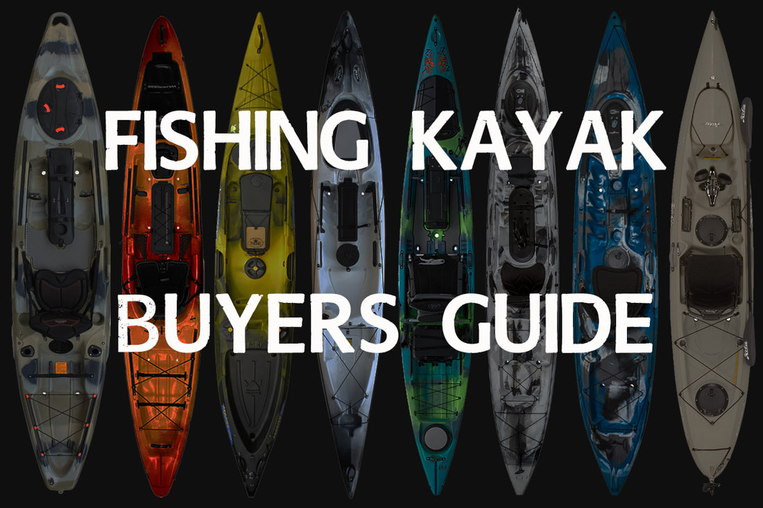 Choosing a fishing kayak