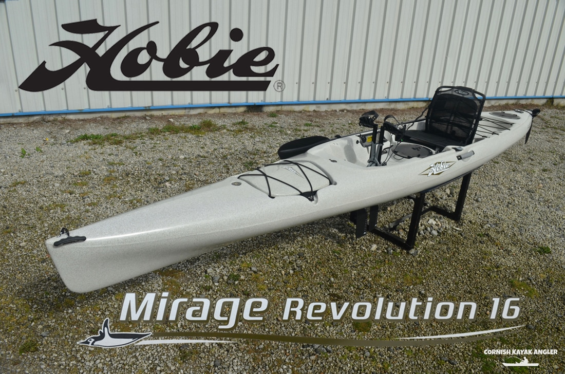 Review Kayak Overview Hobie Revolution 16