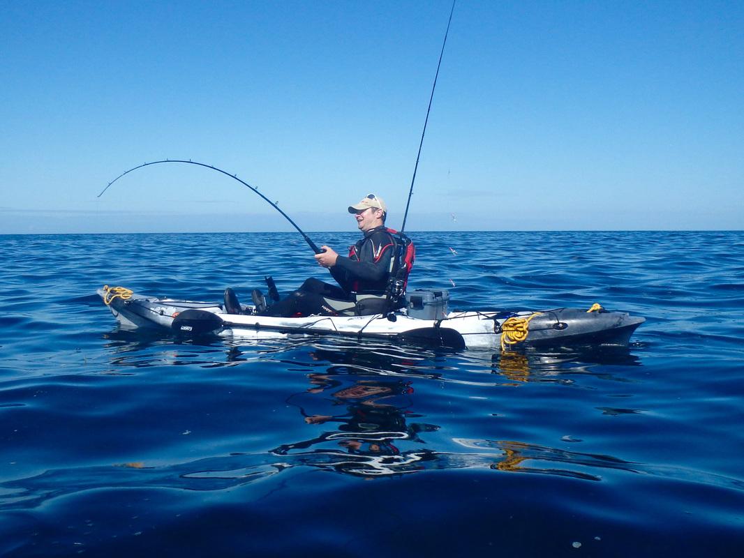 Tope Fishing on the RTM Abaco 4.20
