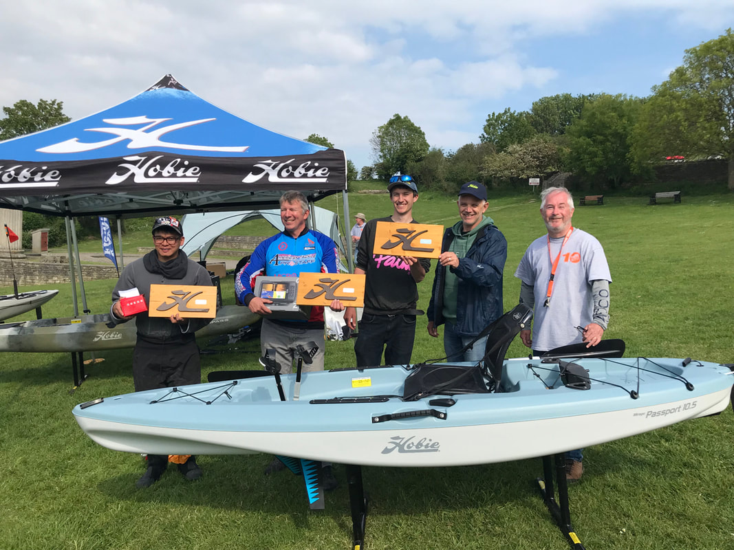 Report of the Swanage Classic Kayak Competition 2019