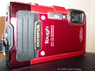Olympus Tough TG-830 iHS Waterproof Camera Review
