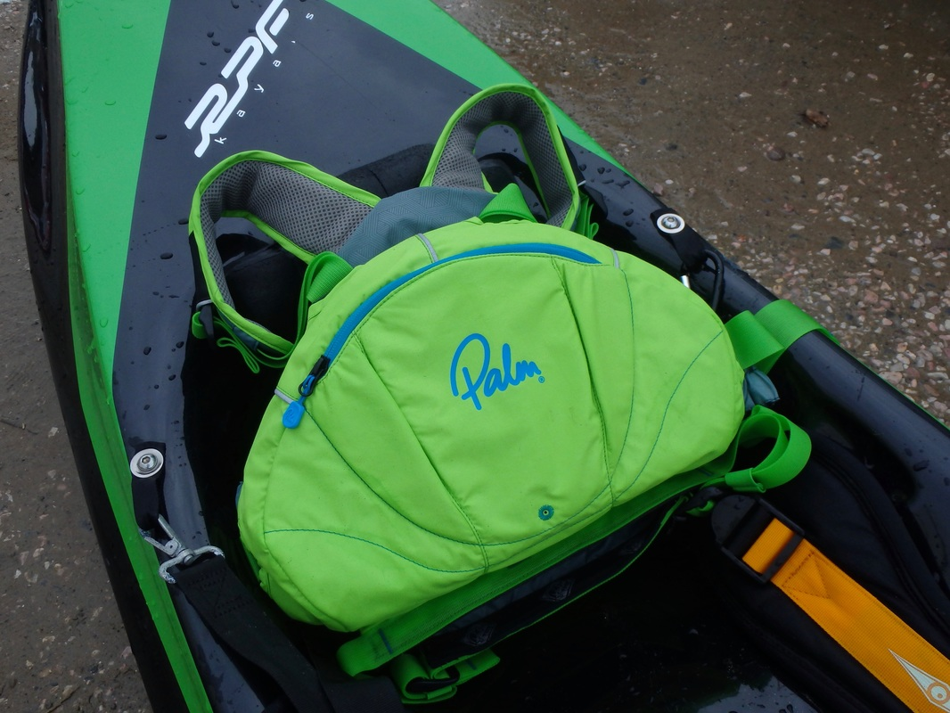 Palm FX Buoyancy Aid in Lime Green