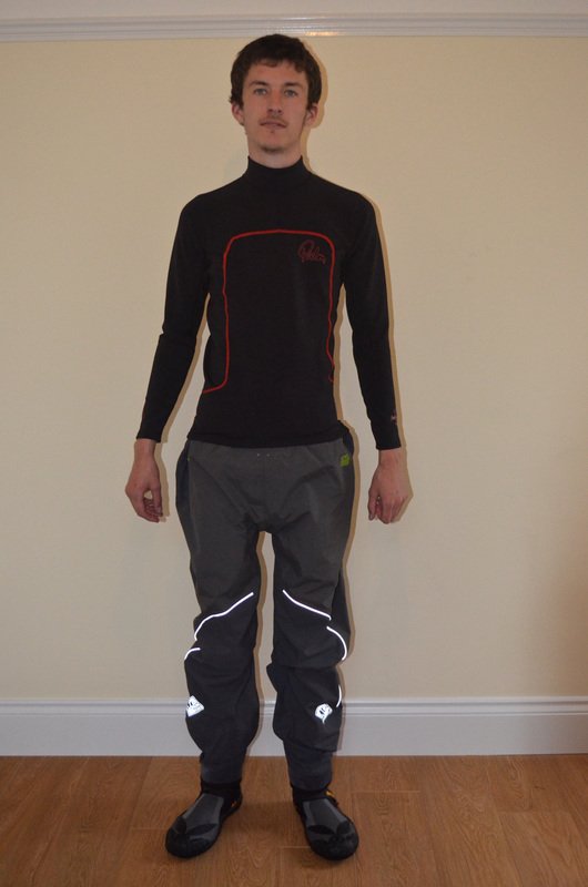 Palm Ion Pants, Palm Kaituna Top and Palm Descender Shoes - Initial Overview Review