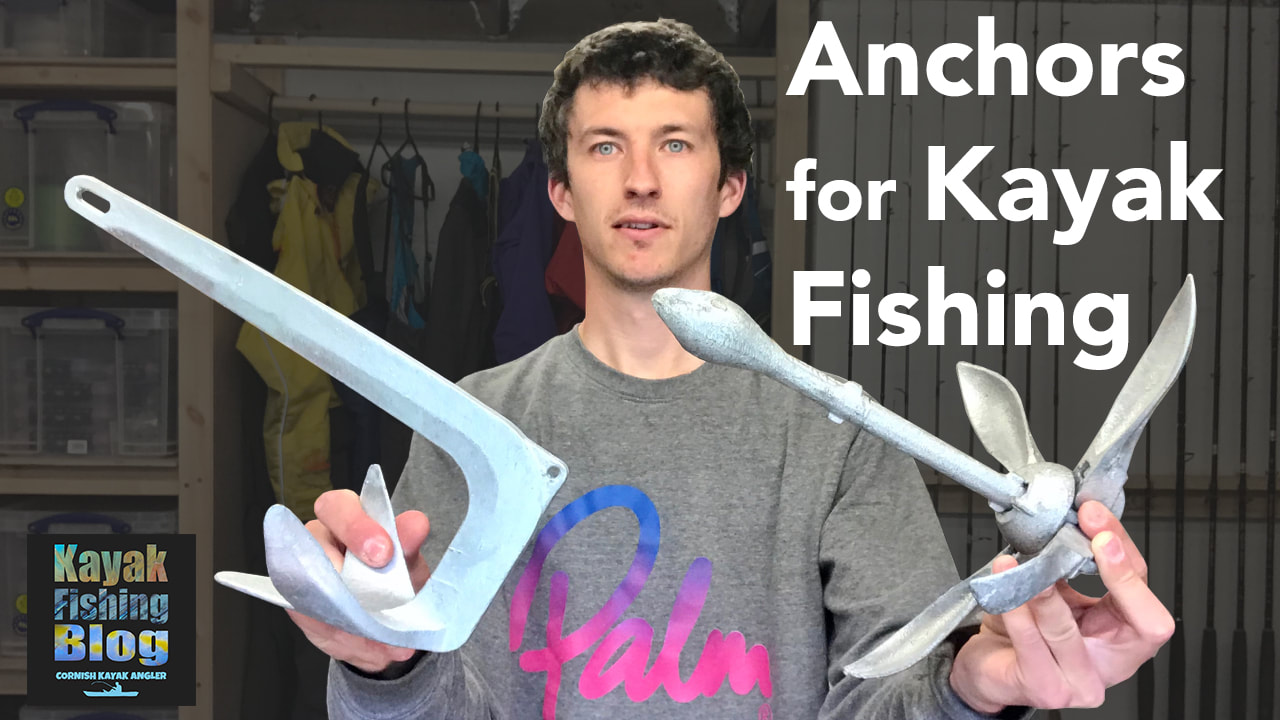 Types of Anchors for Kayaks