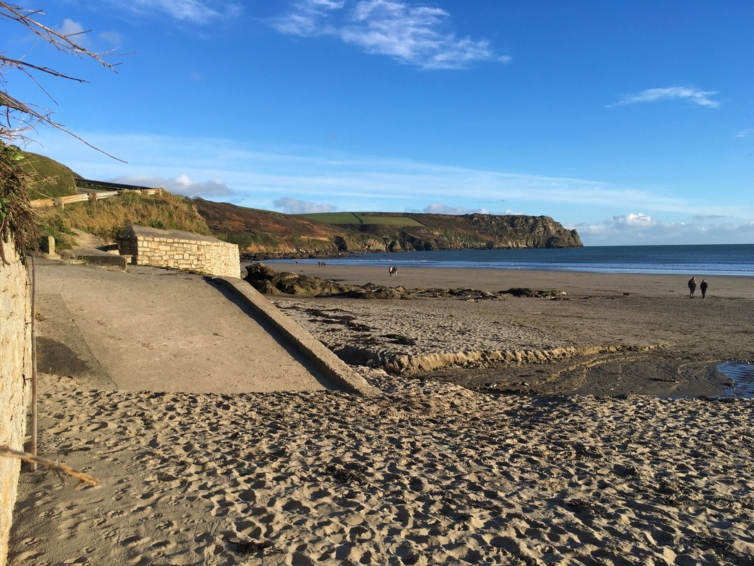 Carne Beach Slipway Access