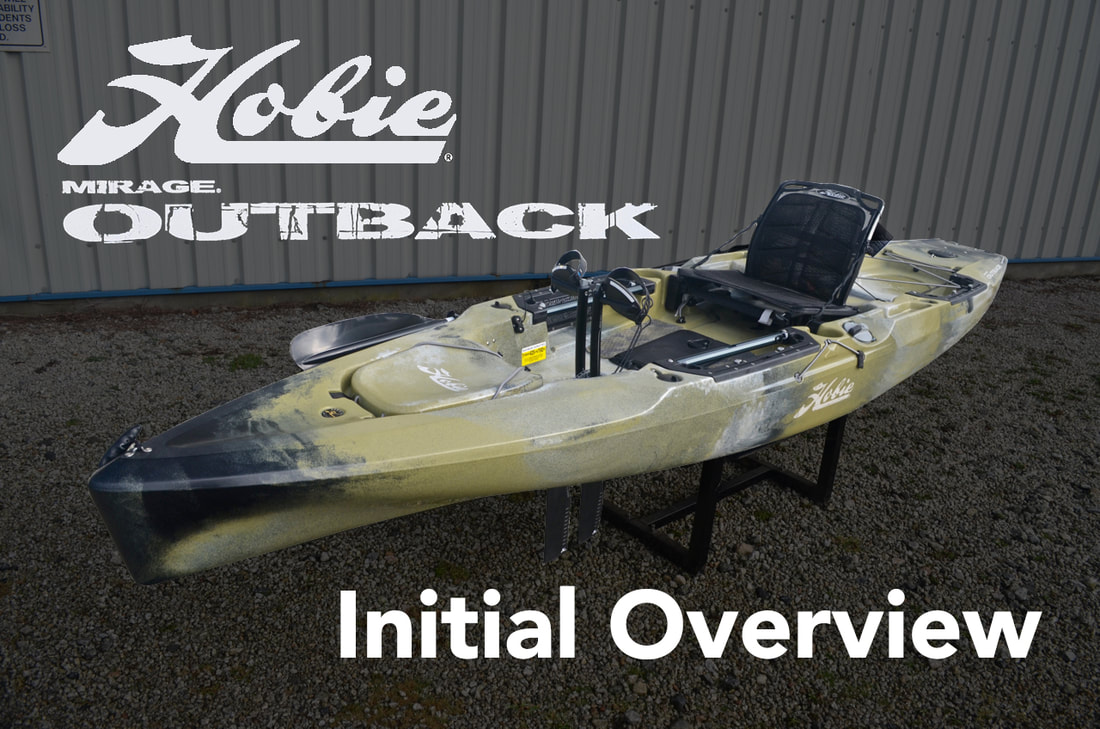 Hobie Outback 2019 Review