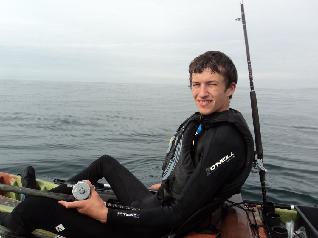 A wetsuit is an expensive option for kayak fishing in the warmer months