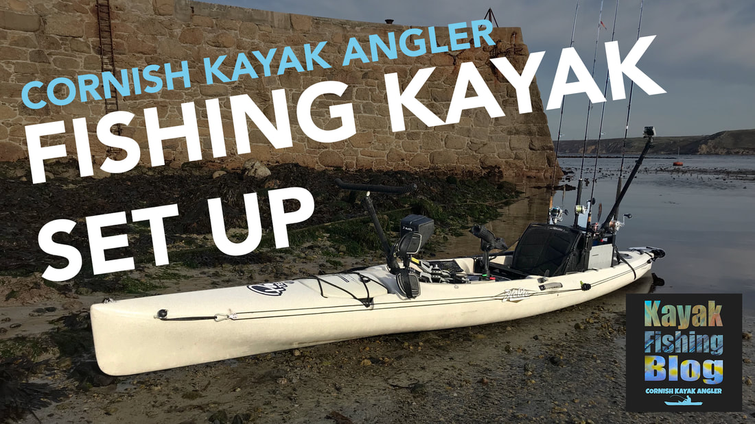 Fishing Kayak Set Up Video