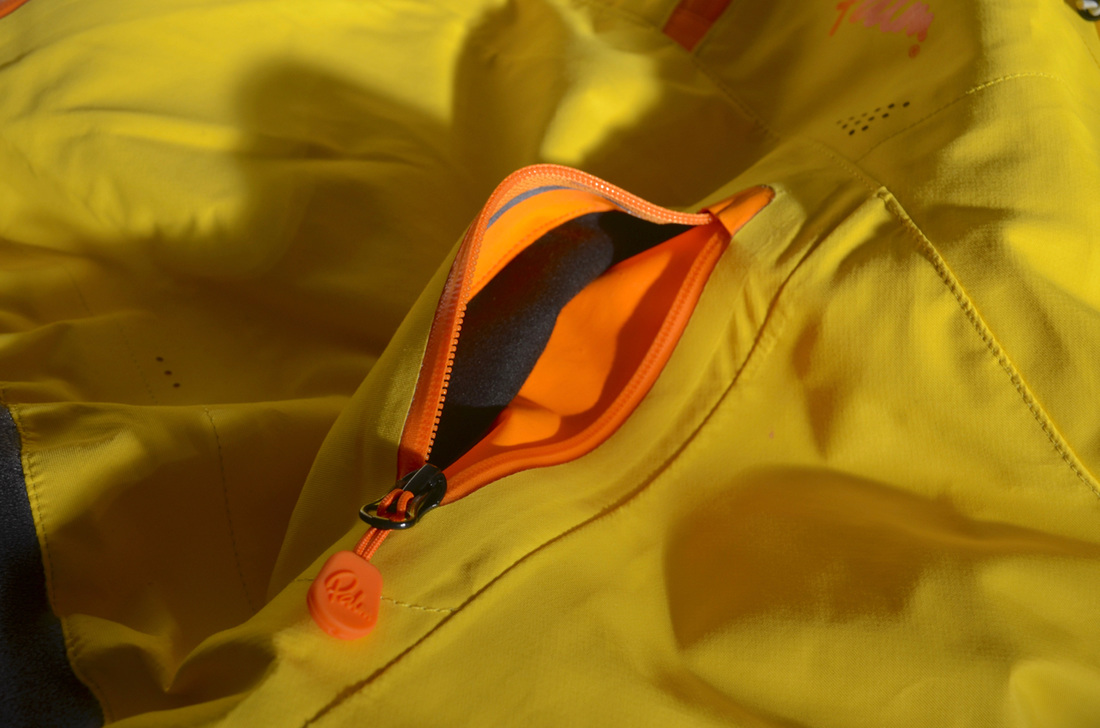 Palm Bora Drysuit - Aquaseal Zipped and Fleece Lined Front Pockets