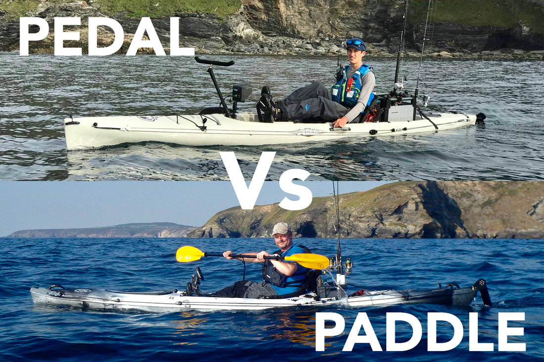 Pedal Fishing Kayaks Vs Paddle Fishing Kayaks