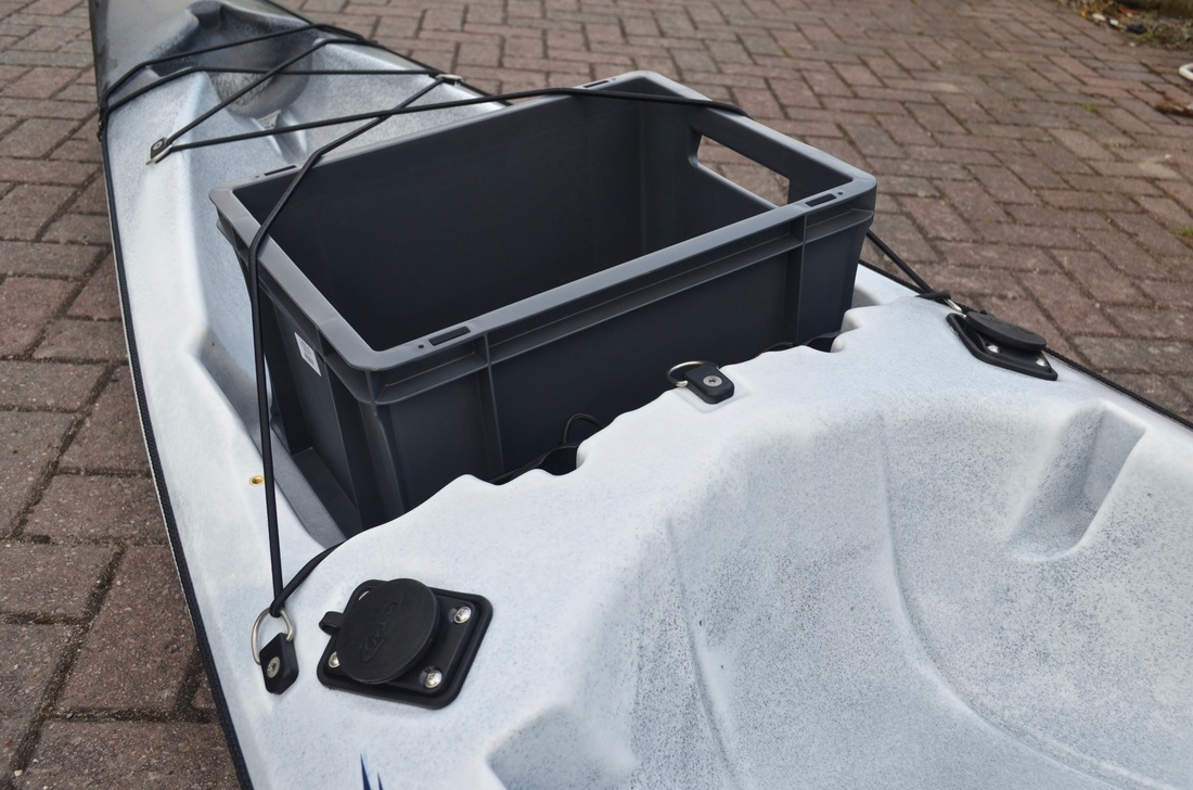 RTM Rytmo Angler - Rear Tankwell Crate