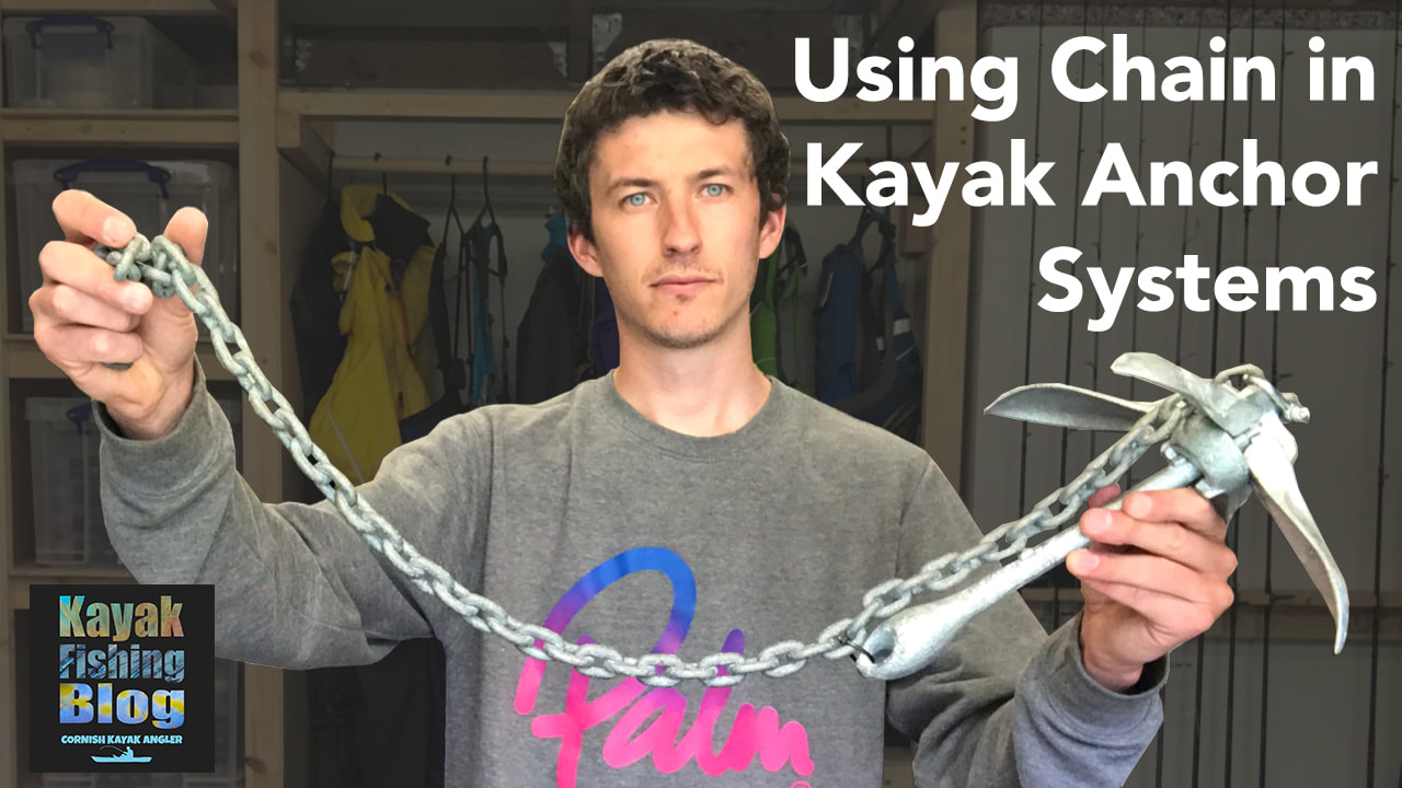 Using Anchor Chain for Kayak Fishing